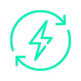 Qrious_Icons_FullSet_VibrantAqua_Efficiency